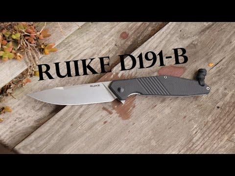 Ruike D191-B - budget flipper after 1 year