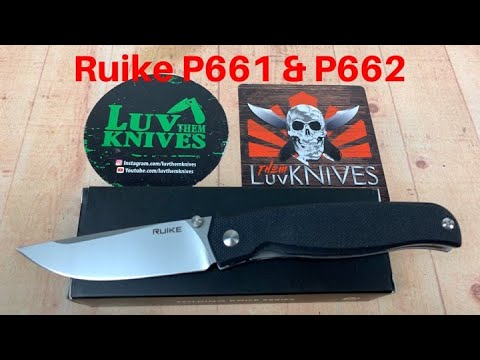 Ruike P661 & P662 / Includes Disassembly