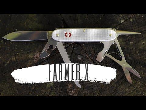 Farmer X Alox by Victorinox