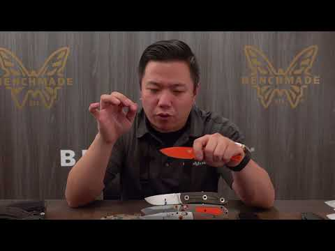 Benchmade Altitude Fixed Blades