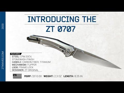 Introducing The Zero Tolerance 0707