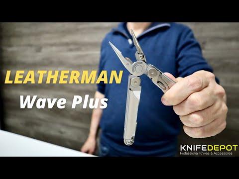 Leatherman Wave PLUS VS. Leatherman Wave | Review and comparison