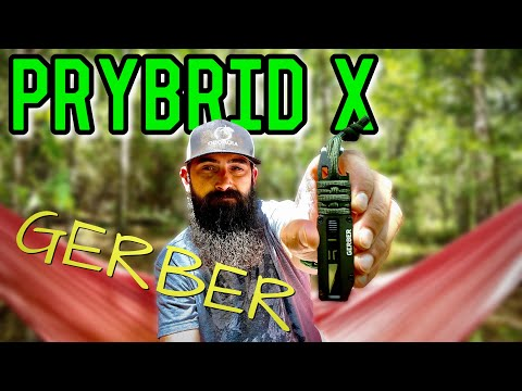 Gerber Prybrid X / A must have EDC tool