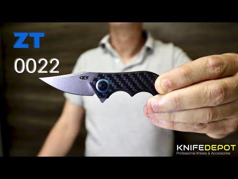 ZT 0022   Zero Tolerance's SMALLEST EDC