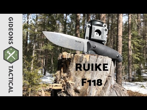 Lots Of Potential Ruike F118 Jager