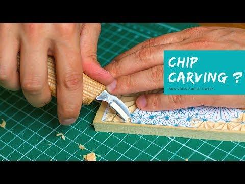 Chip Carving Techniques & Cuts