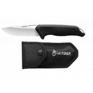 Gerber Moment Drop Point Fine Edge Folding Knife