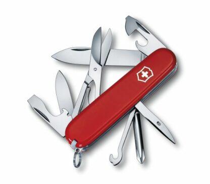 Victorinox Super Tinker Red Swiss Army Knife