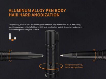 Fenix Halberd T5 Aluminium Alloy Tactical Pen