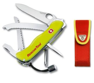 Victorinox RescueTool Swiss Army Knife with Pouch-0
