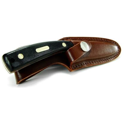 Schrade Guthook Skinner w/Leather Sheath-6339