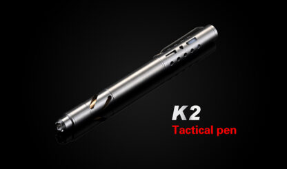 Niteye K2 Titanium Tactical Pen-0