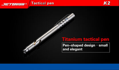 Niteye K2 Titanium Tactical Pen-11047
