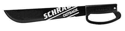 "Schrade Outback 18"" Machete w/PP Sheath-0"