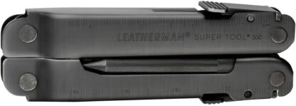 Leatherman 300 Supertool EOD - Black with Molle Pouch-8555