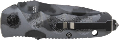 Schrade Urban Camo Push Button Lock Folding Blade-12390