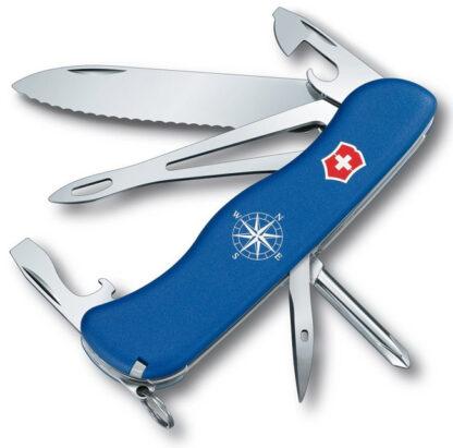 Victorinox Helmsman Blue Swiss Army Knife-0