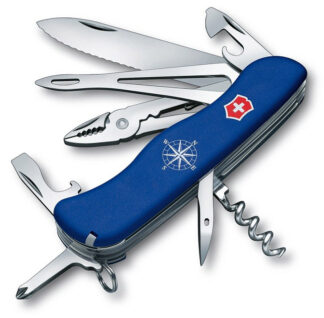 Victorinox Skipper Blue Swiss Army Knife-0