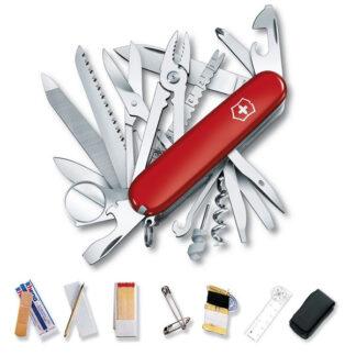 Victorinox Swiss Champ Survival SOS Set Pocket Tool-0