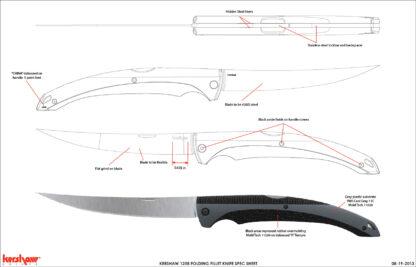 Kershaw Folding Fillet Knife