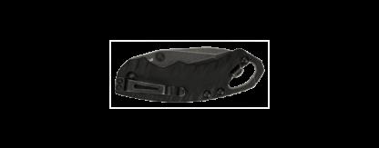 Kershaw Shuffle II - Tanto, Black, BlackWash