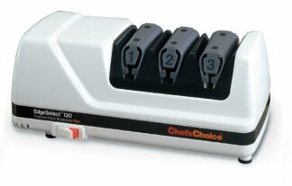 Chef's Choice 120 Electric Knife Sharpener - White