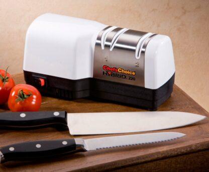 Chef's Choice Knife Sharpener Model 220 - White