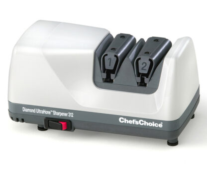 Chef's Choice 312 Electric Knife Sharpener - White