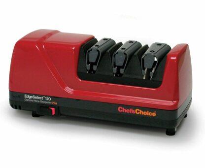Chef's Choice Knife Sharpener Model 120 - Red