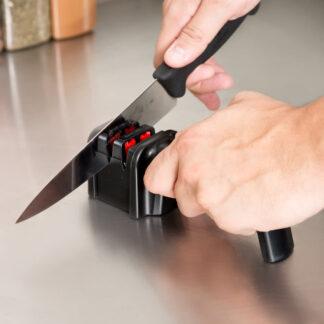Chef's Choice 450 Manual Knife Sharpener - Black