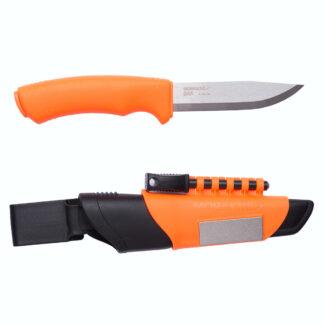 Morakniv Bushcraft Survival Knife - Orange