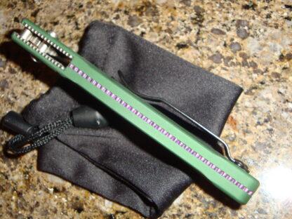 Benchmade 940 Osborne Axis Folding Knife, Reverse Tanto