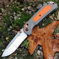 Benchmade 15061 Grizzly Ridge Axis Folding Knife