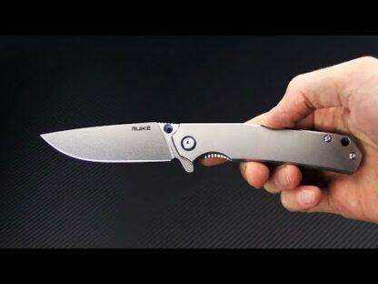 Ruike P801-SF Flipper Folding Knife