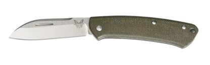 Benchmade 319 Proper Sheepsfoot Folding Knife