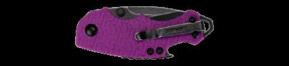 Kershaw Shuffle - Purple BlackWash