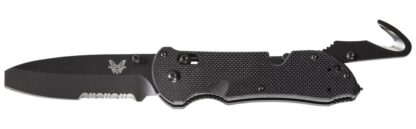 Benchmade 916SBK Triage Axis Folding Knife with Hook - Black