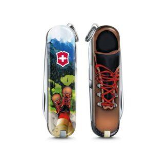 Victorinox Classic I Love Hiking Limited Edition 2020