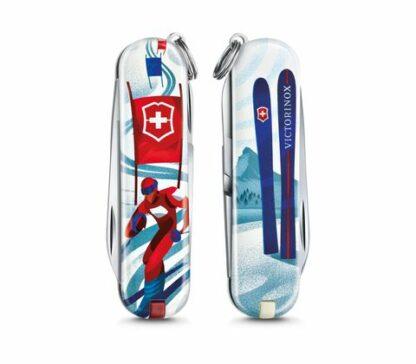 Victorinox Classic Ski Race Limited Edition 2020
