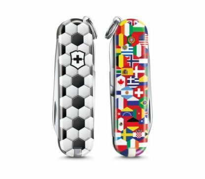 Victorinox Classic World of Soccer Limited Edition 2020