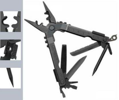 Gerber MP600 DET Multitool - Black w/Pouch