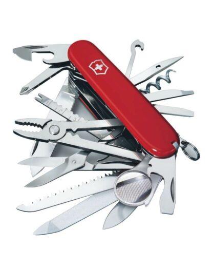 Victorinox Swiss Champ Army Knife Red