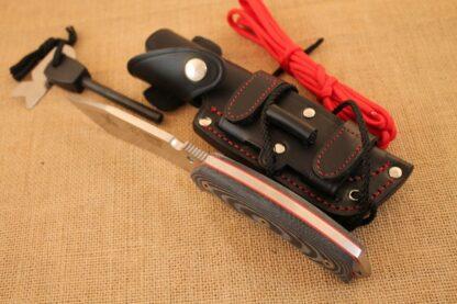 Cudeman 124-M Survival Knife JJ.SK1