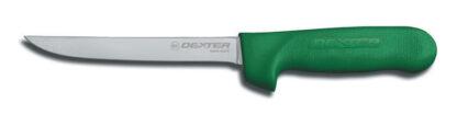 Dexter Boning Knife 15CM Narrow Green