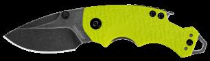 Kershaw Shuffle - Lime BlackWash