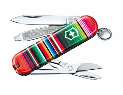 Victorinox Classic, Mexican Zarape, Limited Edition 2021