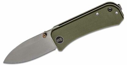 WE Knife Co. Banter 2004D - Green G10