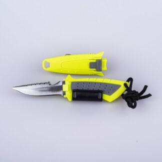 Hi-Max Compact Titanium Diving Knife