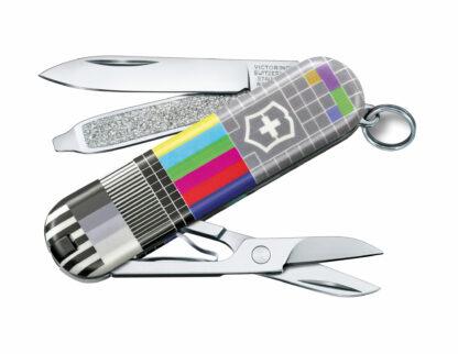 Victorinox Classic, Retro TV, Limited Edition 2021