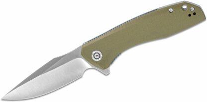 CIVIVI C801A Baklash OD Green G10